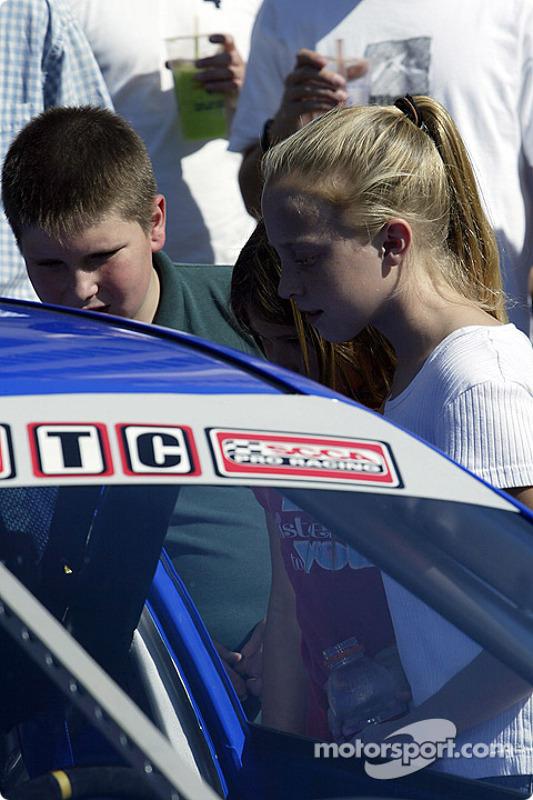 La 6e édition du Mini Le Mans de San Jose : les enfants adorent les voitures