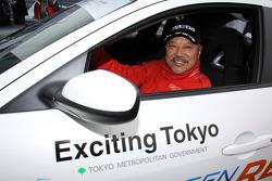 Vers le futur voorstelling: Yojiro Terada