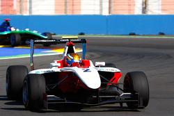 Esteban Gutierrez leads Robert Wickens