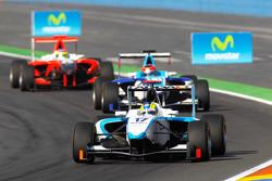Tobias Hegewald leads Vittorio Ghirelli