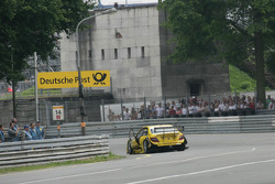 David Coulthard, Mücke Motorsport, AMG Mercedes C-Klasse met open duur