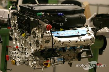 The Cosworth engine