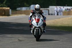 2010 BMW S1000 RR: Troy Corser