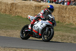 2010 Honda CBR600: Eugene Laverty
