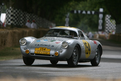 1953 Porsche 550 Coupe: Jackie Oliver