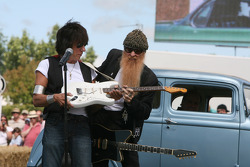 Jeff Beck, Billy Gibbons