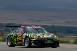 #23 Alex Job Racing Porsche 911 GT3 Cup: Bill Sweedler, Romeo Kapudija