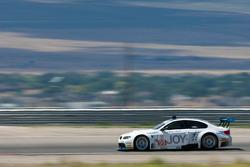 #90 BMW Rahal Letterman Racing Team BMW M3 GT: Dirk Müller, Joey Het