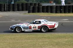 #68 Chevrolet Corvette 1971: John Goodman