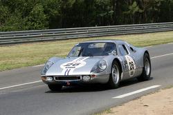 #26 Porsche 904 GTS 1964: Heiko Ostmann, Horst Schneider