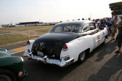 #63 Cadillac Coupe 1950: Camillo Steuer, Carlos de Miguel, Jorge Cortes, Thomas Steuer