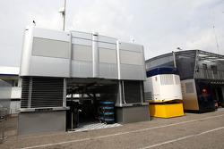 A cause de problèmes de sponsors, les camions ne sont plus dans le paddock
