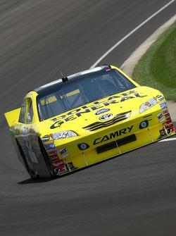 Жак Вильнёв, Braun Racing Toyota