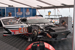 #40 Robertson Racing Doran Design Ford GT