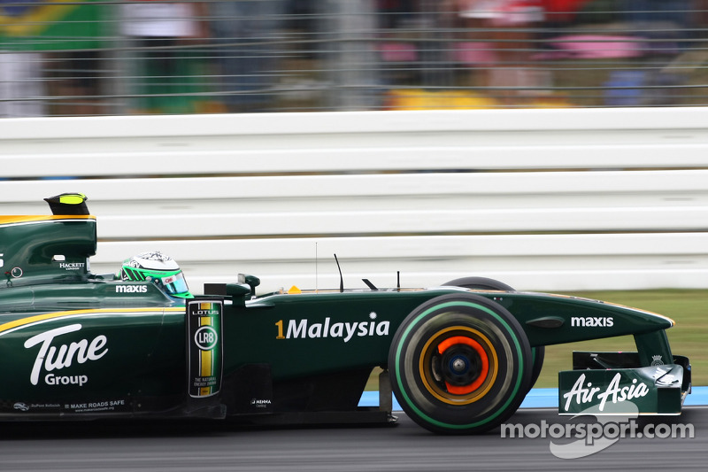 Хейккі Ковалайнен, Lotus Cosworth