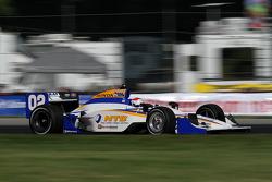 Graham Rahal, Newman/Haas Racing