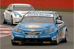 Alex MacDowall rijdt voor Rob Collard