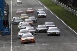 Start: Gary Paffett, Team HWA AMG Mercedes C-Klasse