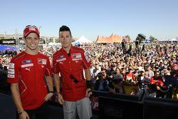 Кейси Стоунер и Ники Хейден, Ducati Marlboro Team