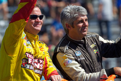 Kenny Wallace & Mark Green