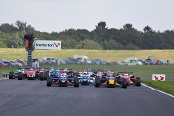 Jean-Eric Vergne and Adriano Buzaid Get off to as good start