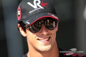 Di Grassi is the new Pirelli tester