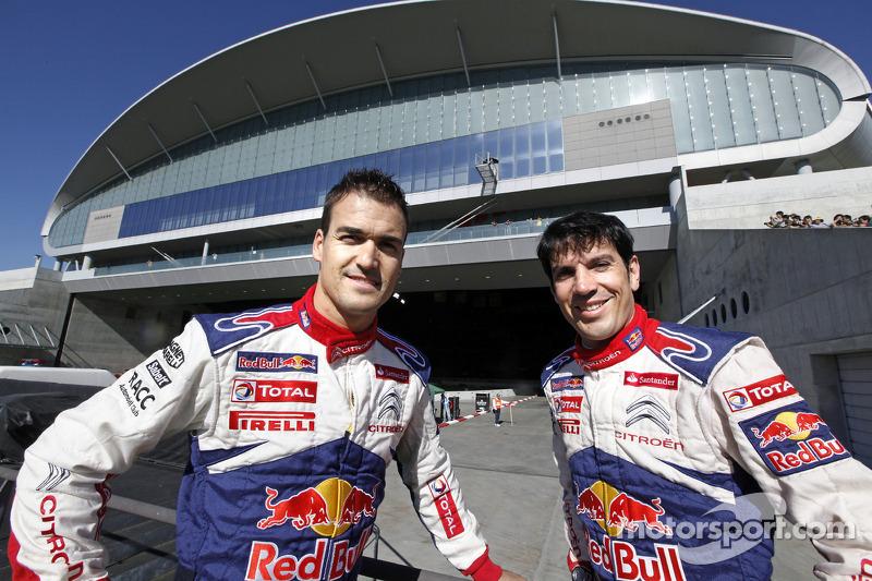 Daniel Sordo en Marc Marti