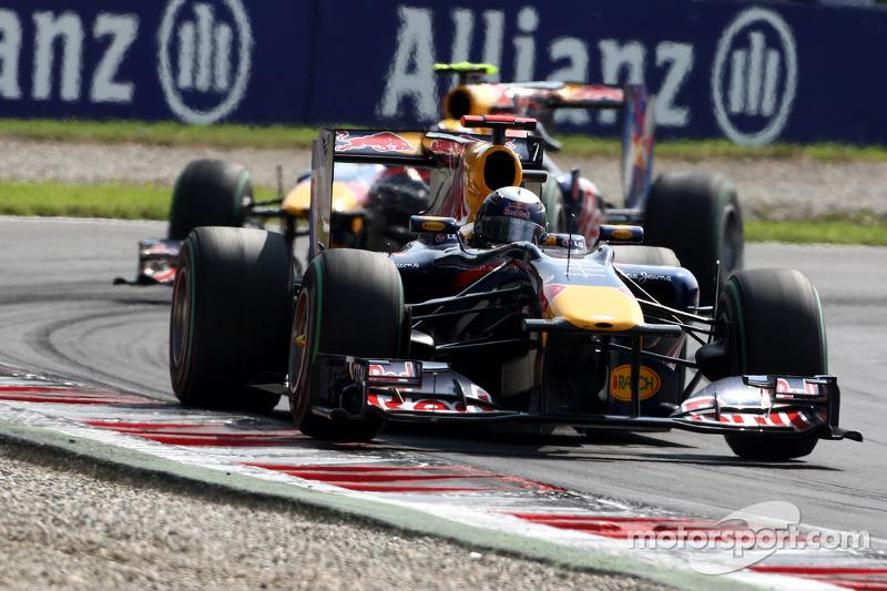Марк Веббер, Red Bull Renault