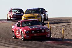 #61 Roush Performance Ford Mustang GT: Billy Johnson, Jack Roush