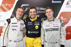Maxime Martin, Marc Hennerici and Peter Dumbreck