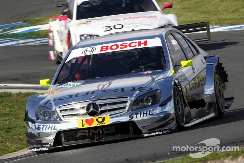 Ralf Schumacher, Team HWA AMG Mercedes C-Klasse