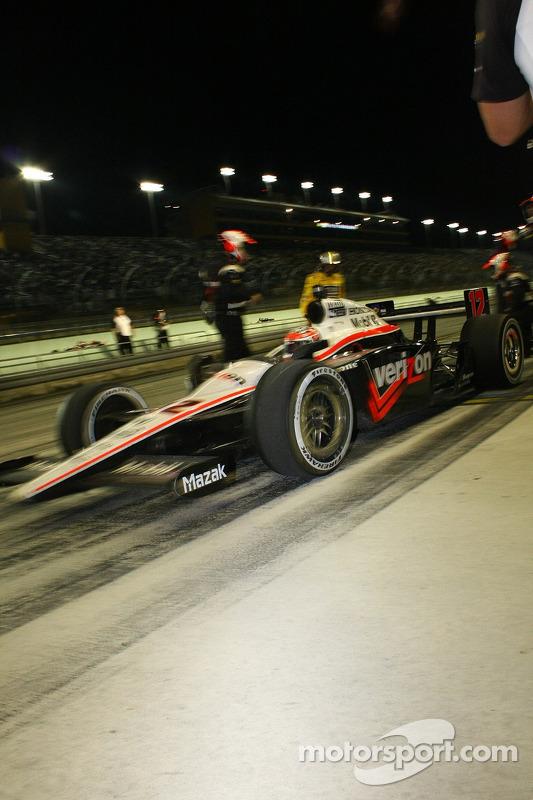 Will Power, Team Penske verlaat  pits