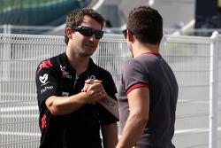 Timo Glock, Virgin Racing, Christian Klien, test driver, Hispania Racing F1 Team