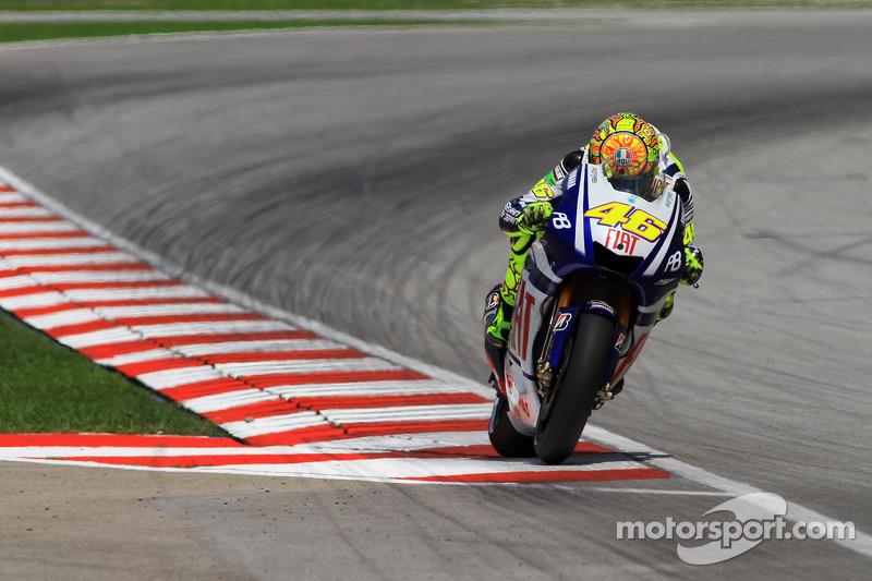 2010. Valentino Rossi