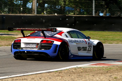 #23 United Autosports AUDI R8 LMS: Zakary Brown, Matthew Bell