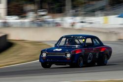 #2 8BP '72 Ford Escort: Ross Bremer