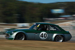 #86 8AP '72 MGB/GT V8: Jerry Richards