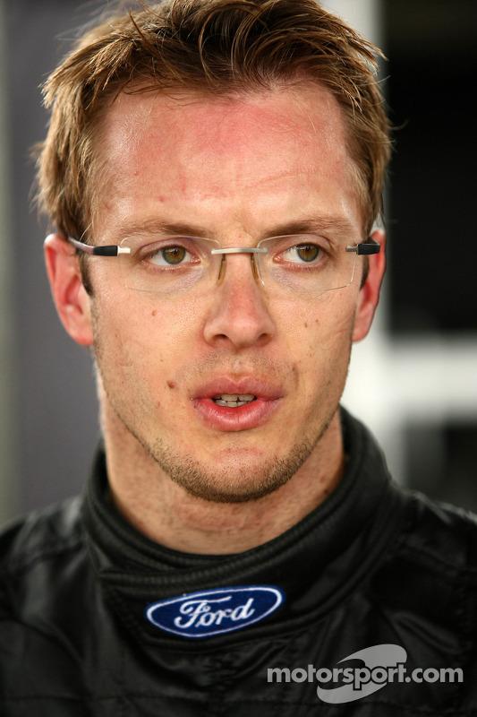 Sébastien Bourdais, #19 Dick Johnson Racing