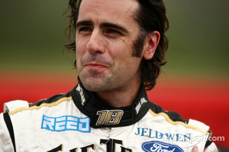 Dario Franchitti, #17 Jim Beam Racing