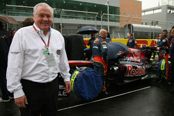 Former F1 World champion Alan Jones