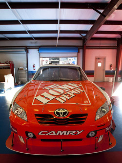 Car of Joey Logano, Joe Gibbs Racing Toyota