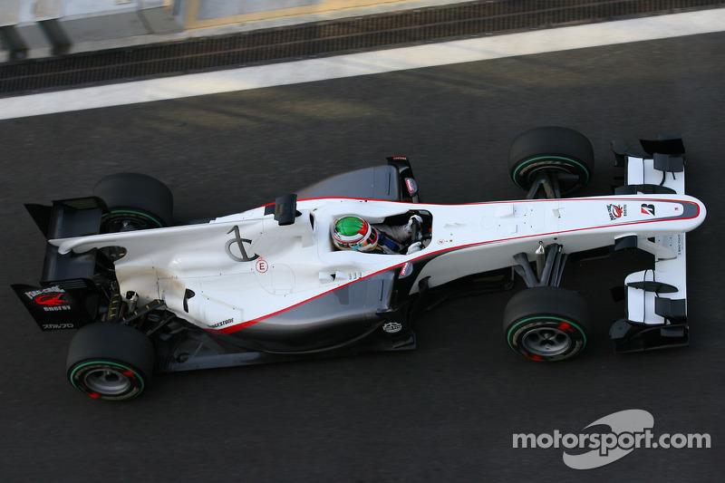 Серхіо Перес, BMW Sauber F1 Team