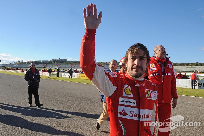 Fernando Alonso, Ferrari (Ranking #12)