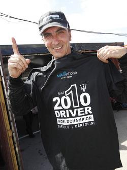 2010 FIA GT1 World champion Andrea Bertolini