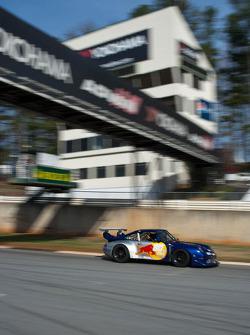 #80 S&G Racing 1969 Porsche 993 twin Blue: Thomas Long, Steele Alphin