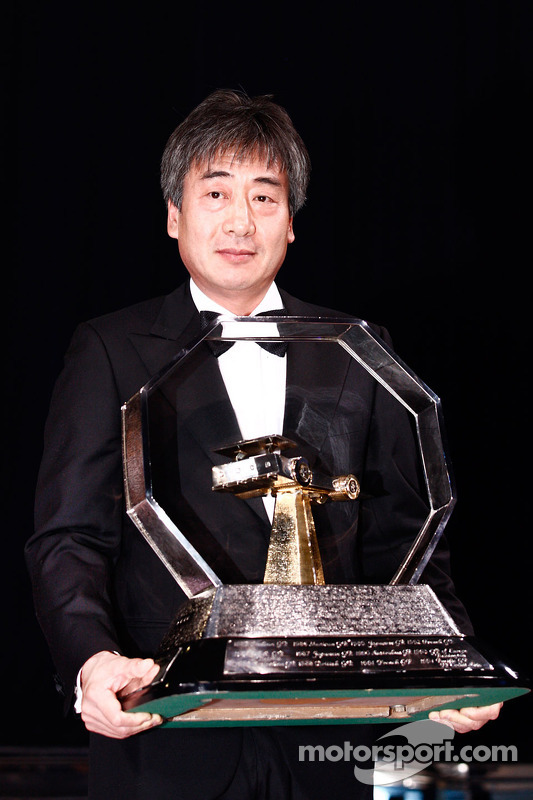 Promoter's Trophy: Yung Cho Chung