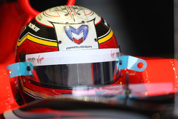 Jerome d'Ambrosio, Test Driver, Marussia Virgin Racing