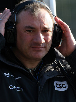 Nikolay Fomenko Marussia Motors President