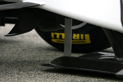 New Sauber F1 Team C30 technical detail