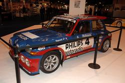 Renault 5 Rally Car